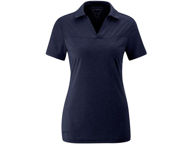 Maier Sports Bjordal T-Shirt Femme, aviator melange
